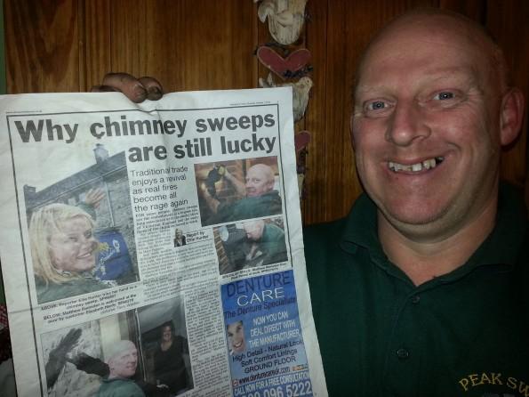Derbyshire Chimney Sweeps